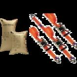 Стяжные ремни, крепежные мешки