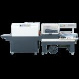Автоматический моноблочный L-сварщик с двумя конвейерами DYNAMIC 5040 - 6080 AUTO