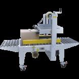 Полуавтоматический заклейщик коробов с боковыми приводными ремнями GPA-50A