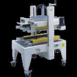 Полуавтоматический заклейщик коробов с верхним и нижним приводными ремнями GPD-46