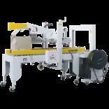 Полуавтоматический заклейщик коробов и стреппинг-машина GPP-50C