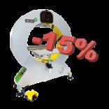 Орбитальный обмотчик-полуавтомат Neleo 90 со скидкой 15%!
