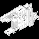 Паллетайзер MH-DM-1600В