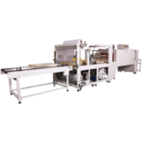 Автоматическая машина для герметичной упаковки, модель TERMOLINE TLT6030AF и термоусадочный тоннель TERMOLINE TLM 8040