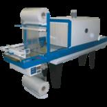 Термоусадочное оборудование для упаковки продукции в полиэтиленовую ПЭ пленку