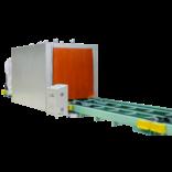Термоусадочный тоннель SF-TP для термоусадки паллет