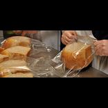 Упаковка хлеба и выпечки