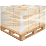 Упаковка поддонов: термоусадка, стрейч-обмотка, стреппинг
