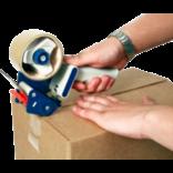 Заклейка коробок скотчем: плюсы и минусы